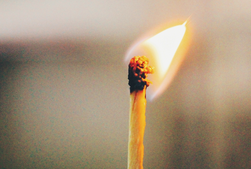 Burning match Getty 1780x1200