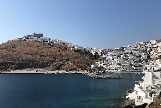 Astypalea smoke-free island