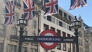 London flags and underground thumbnail
