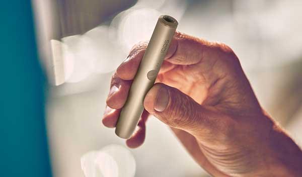 Iqos Iluma heated tobacco product by Philip Morris International