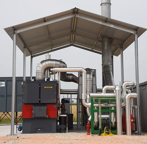 Find out how the new biomass curing center in Italy can reduce PMI's impact on the environment
