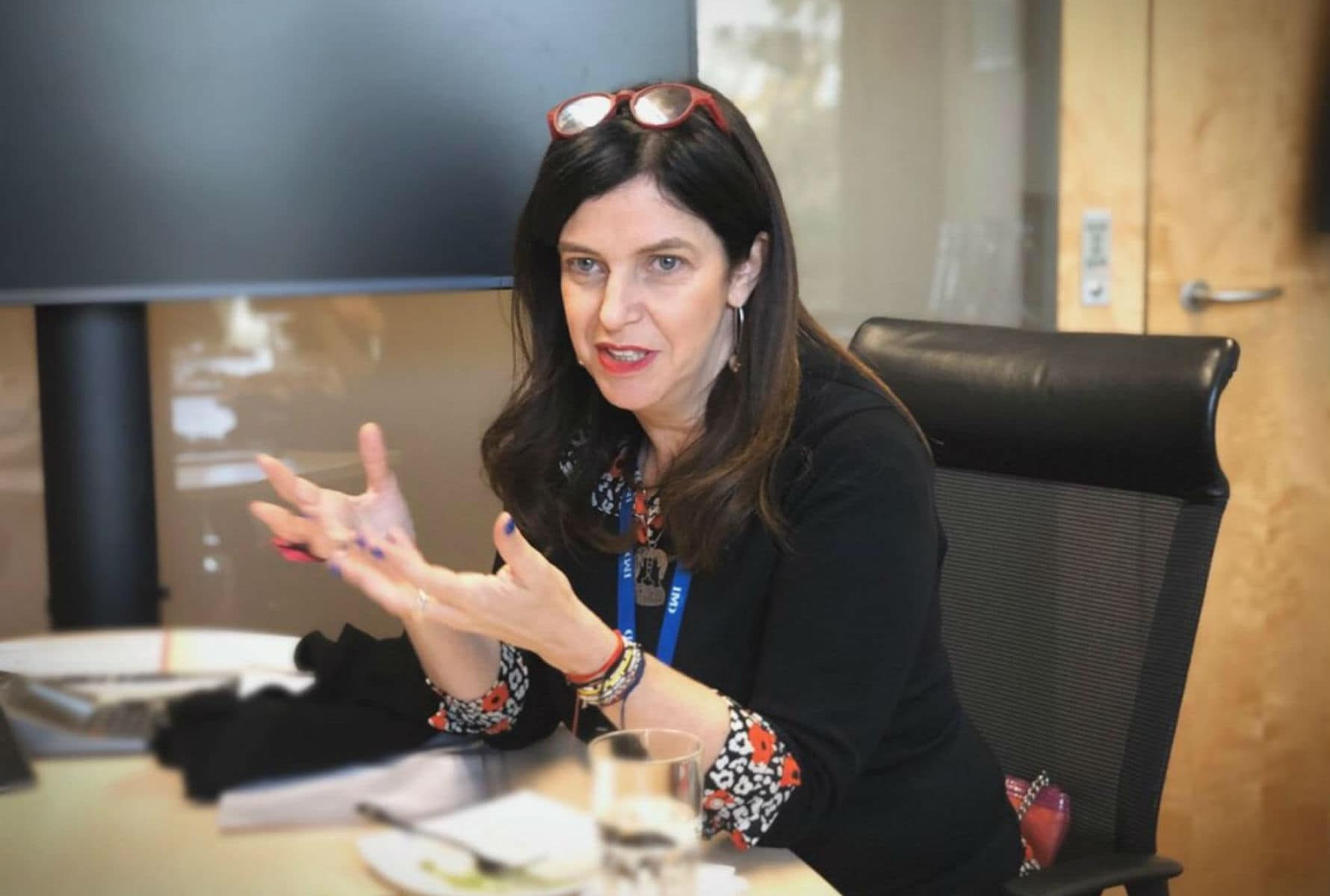 professor vanina farber interview