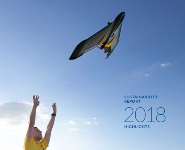 Sustainability Report 2018 Highlights cover image
