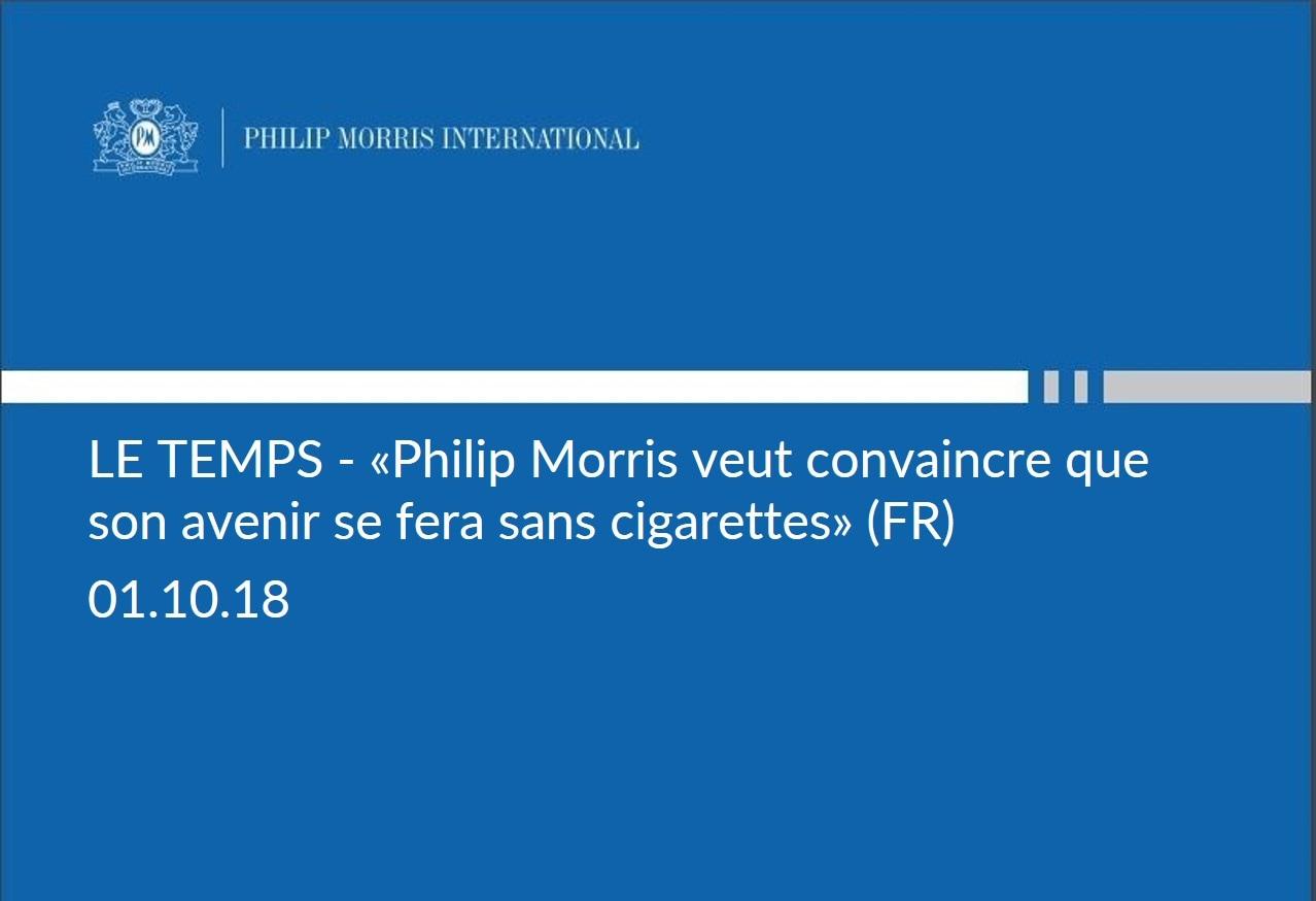 News Le Temps