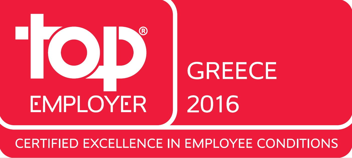 Top Employer Greece English 2016