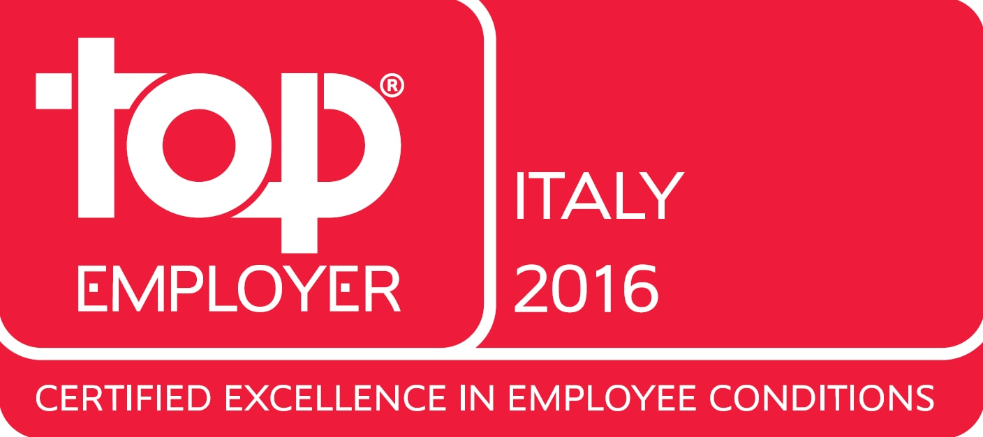 Top Employer Italy English 2016