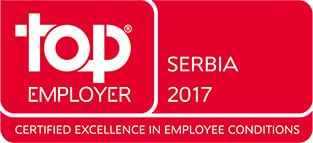 top employer serbia