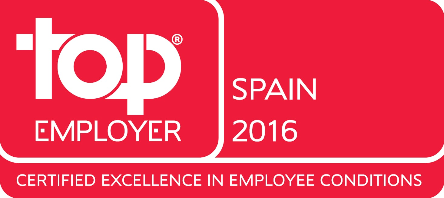 Top Employer Spain English 2016