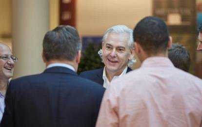 Philip Morris International's COO, Jacek Olczak, discussing better alternatives