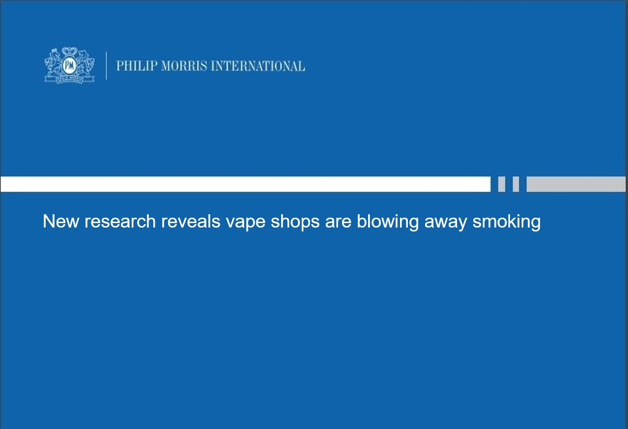Vaping Shops UK