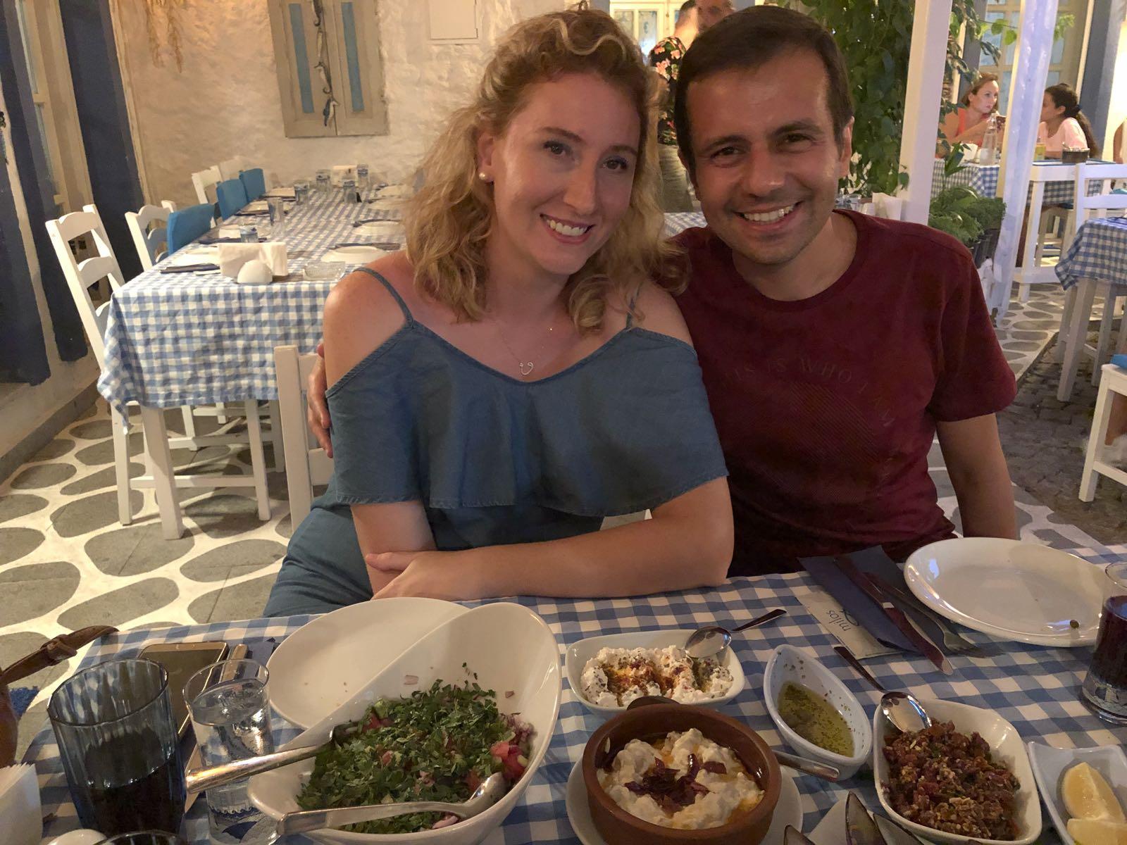 volkan yorulmaz and wife 2