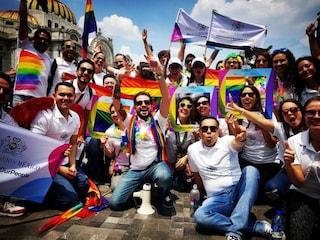 PMI Inclusion and Diversity Pride march Mexico
