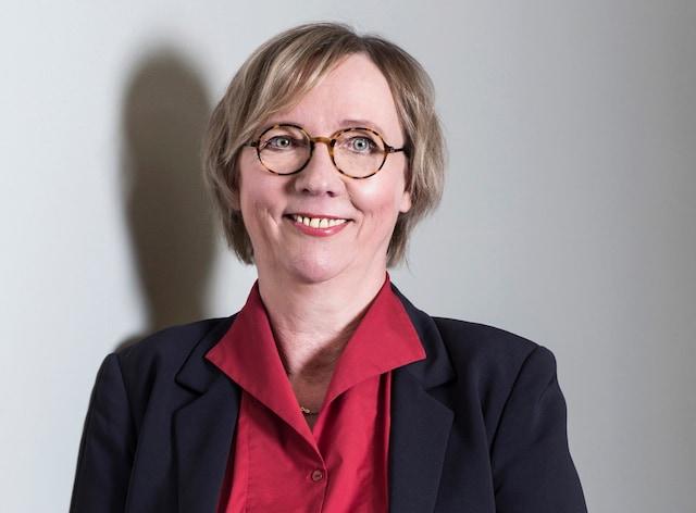 PMI's Chief Diversity Officer, Silke Muenster