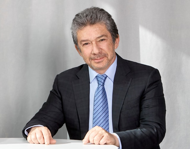 André Calantzopoulos, Executive Chair of the Board, Philip Morris International