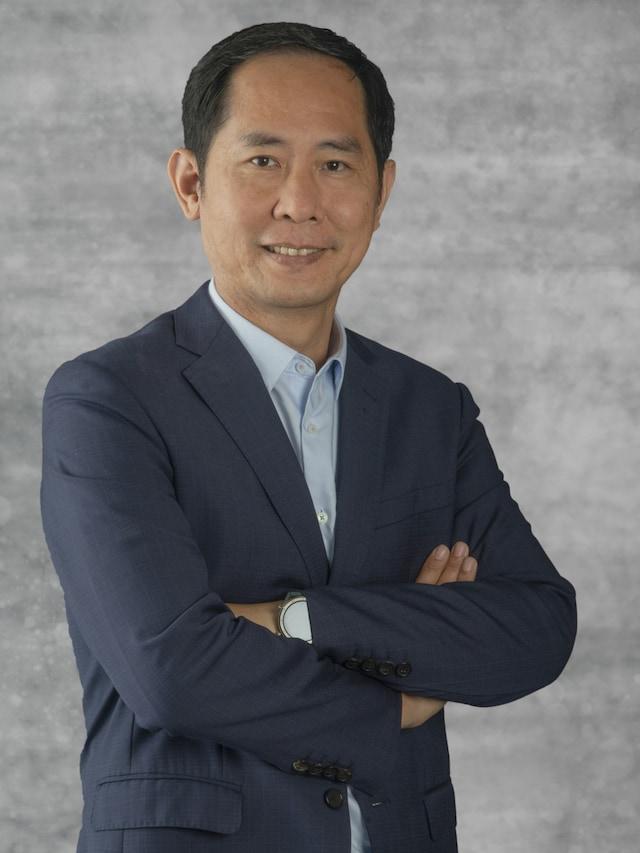 Bin Li, Chief Product Officer at PMI