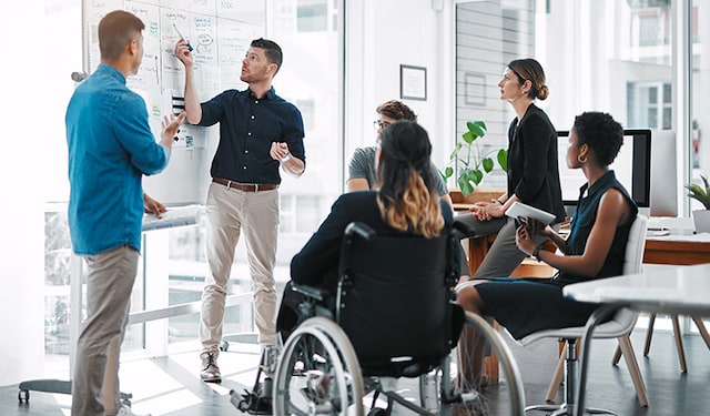 Diversity in workplace thumbnail