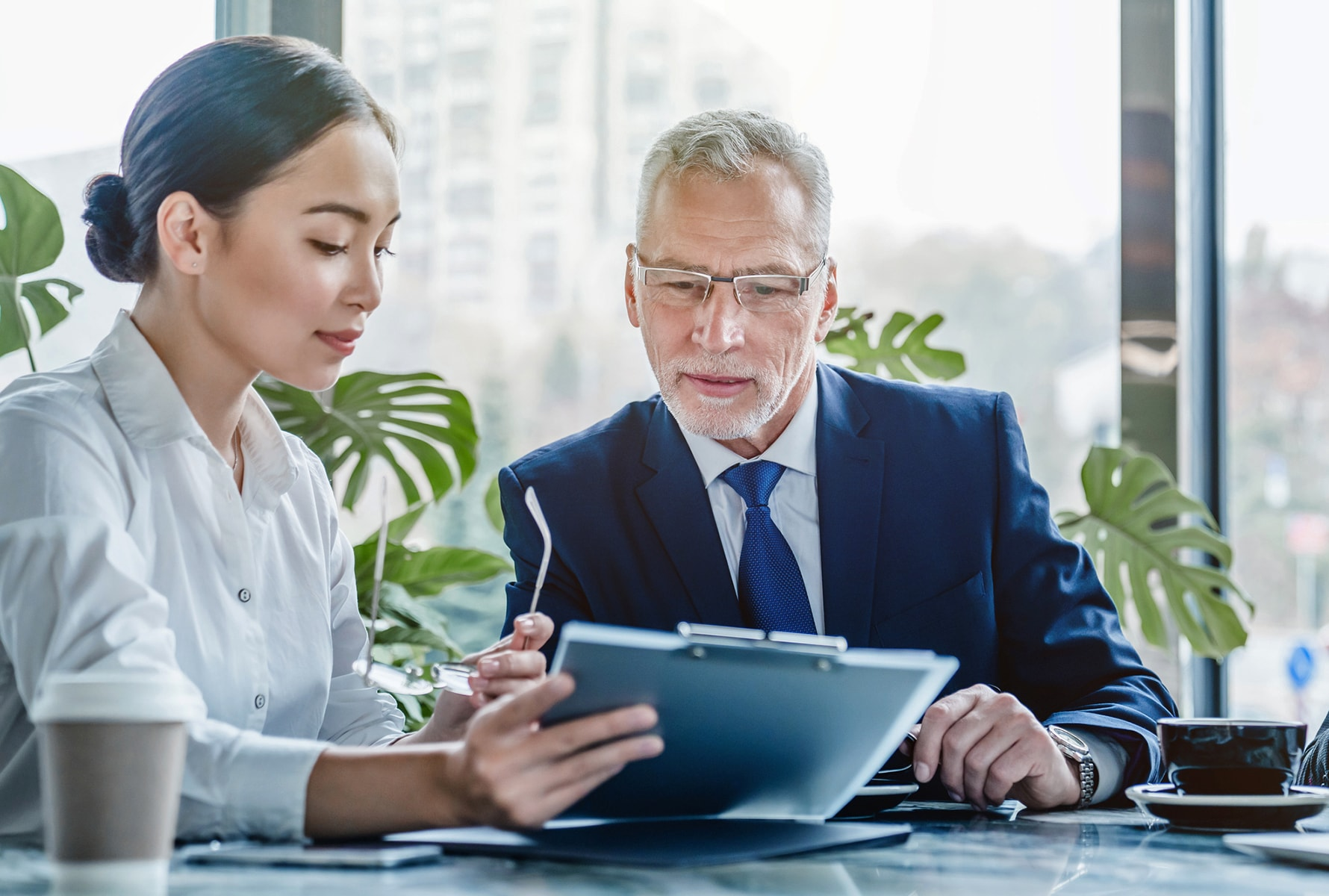 Business age gap article highlight