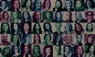 Week of Women collage homepage